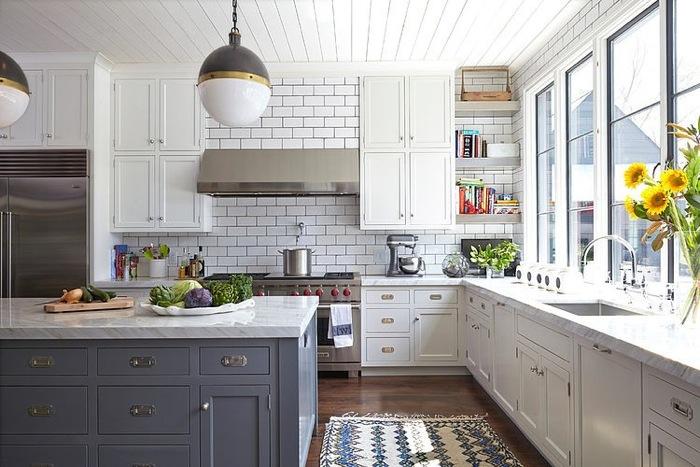 Стиль эклектика в интерьере кухни